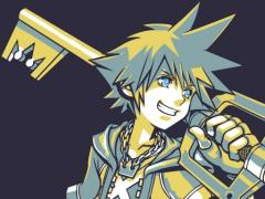 Sora- Kingdom Hearts