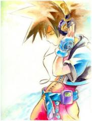 Sora kingdom hearts 10820634 300 397