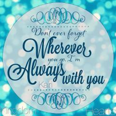 I'm Allways With You