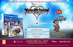 Kingdom Hearts HD 2.8 Final Chapter Prologue Limited Edition