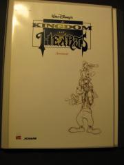 Kingdom Hearts hidden designs