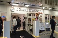 Square Enix Café Osaka Images Famitsu