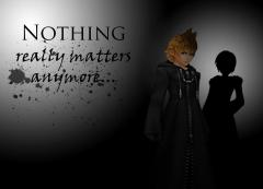 Nothing really matters anymore...