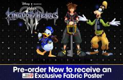 GameStop KH3 Preorder