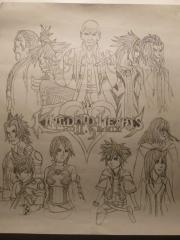 Kingdom Hearts 2.5 (Art Contest)