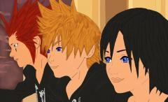Friends 4 Ever KINGDOM HEARTS