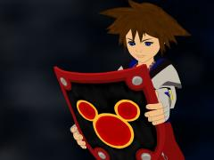 Shield to Protect My Friends (Sora)