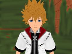 Your new name is ROXAS now