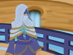 Master Anguis From Kingdom Hearts 2.8 Unchained X