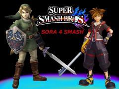 Vote  Sora 4 Super Smash Bros #Sora4Smash