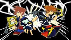 Tetsuya Nomura Sora Kingdom Hearts HD ReMIX drawings