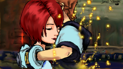 Sora And Kairi - KH13 Fan Art Contest Entry