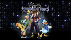 Kingdom hearts III wallpaper