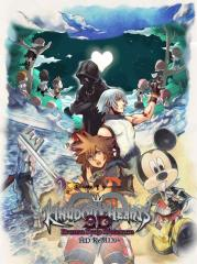 Kingdom Hearts 3D - HD ReMIX+ Cover Art