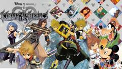 Kingdom Hearts HD 2.5 ReMIX wallpaper