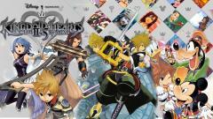 Kingdom Hearts HD 2.5 ReMIX wallpaper