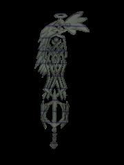 Guardian Angel Keyblade