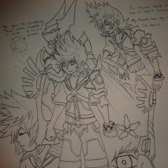 Ventus Collage art