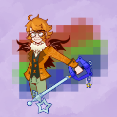 Helera the Keyblade Wielder!!~