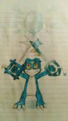 Master Form Veemon