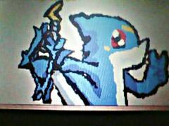 Veemon W\ Keyblade