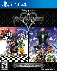 Kingdom Hearts HD 1.5 + 2.5 ReMIX boxart