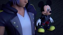 "KINGDOM HEARTS III Theme Song Trailer – ""Don't Think Twice"""