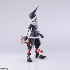 KHII Christmas Town Sora Bring Arts Figure