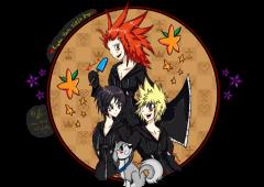 Sea-salt Trio