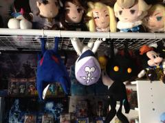 Kingdom Hearts plushes for sale