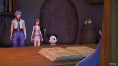 Kingdom Hearts 0.2 Birth by Sleep no watermark