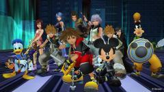 Kingdom Hearts HD Dream Drop Distance no watermark