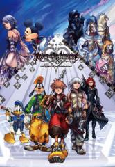 Kingdom hearts HD 2.8 FCP Jigsaw Puzzle