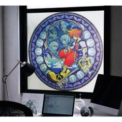 Stained Glass Wall Decal