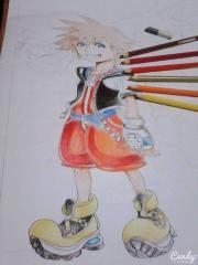 Sora Fan-art :)
