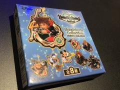 Unchained χ[chi] medal key ring box at Square Enix Cafe