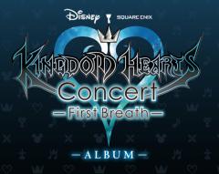 Kingdom Hearts Concert - First Breath - album 2