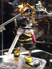 Sora (Kingdom Hearts II ver.) SHFiguarts figure 11