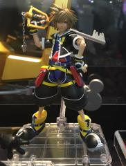 Sora (Kingdom Hearts II ver.) SHFiguarts figure 17