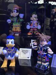Kingdom Hearts Vinimates SDCC 2017