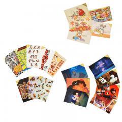 Disney Store Japan 25th Anniversary 16 piece set
