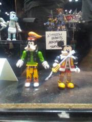 Kingdom Hearts Diamond Select Toys Minimates 16