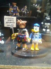 Kingdom Hearts Diamond Select Toys Minimates 15