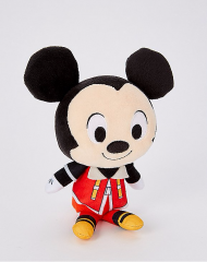 Spencer's KH Mickey, Donald, and Goofy Funko Pop! plushies