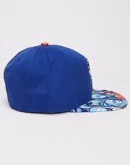 Kingdom Hears II Logo Snapback hat 3