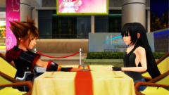 Me And sora Is In Out cafe