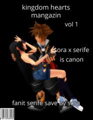 magazin vol 1 faint serife save by sora