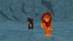 sora And simba Are inside The crave
