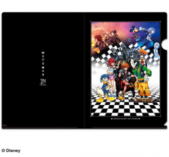 Chain of Memories keychains & KH1.5+2.5&2.8 file set (15th)