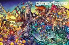 Game Informer June 2017 cover